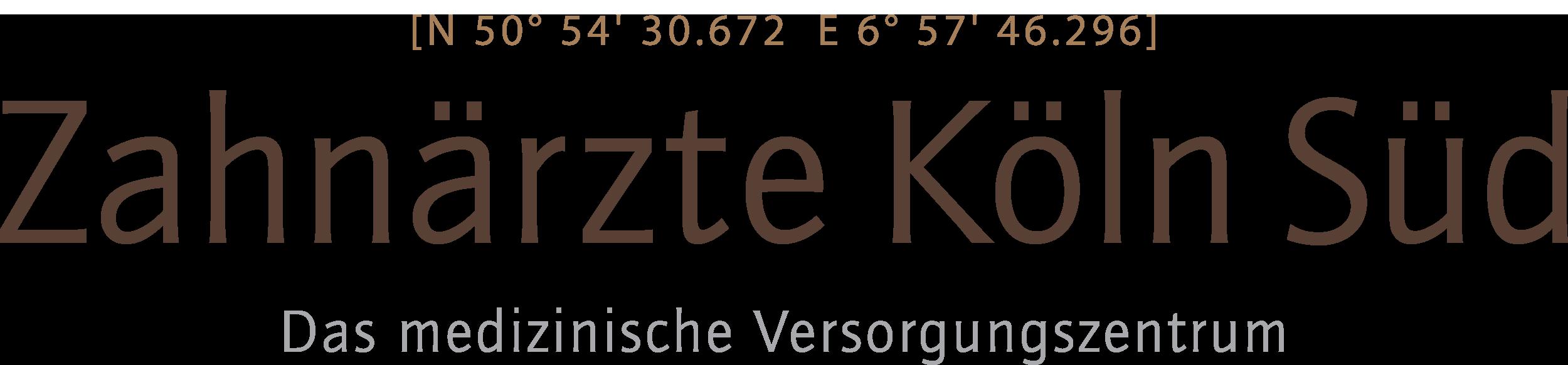 Zahnärzte Köln-Süd – Das medizinische Versorgungszentrum in Köln